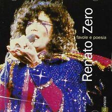 Renato Zero - Favole E Poesia CD