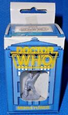 Doctor Who Time Lords Player Character Miniature Set #2 (RAFM, Citadel 25mm)