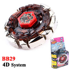 Metal Masters 4D System RAPIDITY FUSION FIGHT MASTER BB29 Dark Wolf Toy