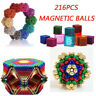 3/5mm 3D Magic Magnet Magnetic DIY Balls Sphere Neodymium Cube Luxury Beads Toys