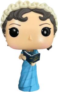 Icons - Jane Austen with Book US Exclusive Pop! Vinyl [RS]-FUN52071-FUNKO