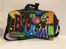Vintage Goosebumps Tote Bag Curly The Coolest Skeleton R.L. Stine 90s Horror