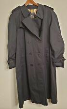 Burberry trench coat men