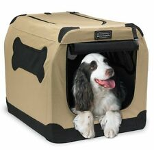 28 Inch Portable Pet Home Petnation Port A Crate Carrier Travel Kennel House New