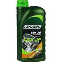 1 Liter Orignal FANFARO LSX JP 5W-30 API SN/CF Motoröl Engine Oil Öl