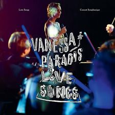 VANESSA PARADIS LOVE SONGS CONCERT SYMPHONIQUE LTD 20-TRACK DOUBLE VINYL + MP3