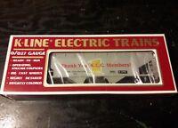 K-Line Electric Train K-90002 BLT 8-92 Excellent Condition