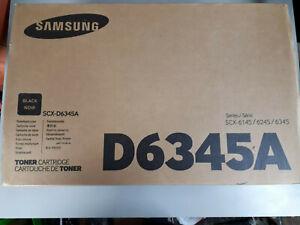 SCX-D6345A Genuine Samsung Toner(black)