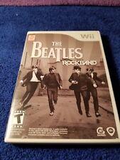 Rockband the Beatles Wii