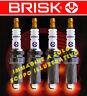 AR14YS+DR15YS nr 8 candles LPG NATURAL GAS ALFA 155 00 2.0 TS TWIN SPARK Brisk