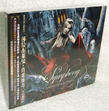 Sarah Brightman Symphony 2008 Taiwan Ltd CD w/BOX