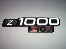 NEU Emblem Z1R Z1000  Seitendeckel Kawasaki Z1000D Emblem Sidecover KZ1000