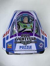 Toy Story Mystery Puzzle Buzz Lightyear Tin (48pc)