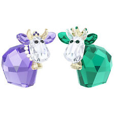 SWAROVSKI LOVLOTS KING & QUEEN MO BRAND NEW IN BOX #5270746 LIMITED EDITION