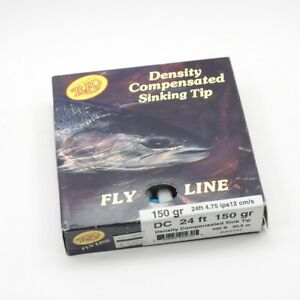 Rio Density Compensated Sinking Tip 150 Grain Fly Line.