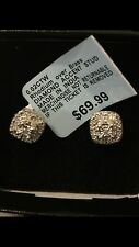 Diamond Accent Earrings NEW