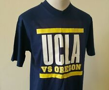 VTG 80s Fraternity/Football ~ UCLA vs Oregon T Shirt ~ Alpha Chi Omega ~ XL