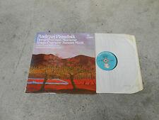 ANDRZEJ PANUFNIK-OVERTURE/NOCTURNE-HORENSTEIN-LP-IMP-UK-UNICORN RHS 306-1ST-NM