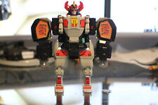 "1991 Bandai Mighty Morphin Power Rangers DINO Megazord Figure for 11"" Body Parts"