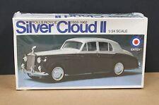 Entex Bandai 9111 1:24 1959 Rolls Royce Silver Cloud II Kit Sealed Pristine 70s