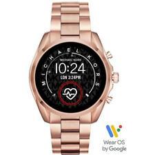 Womens Smartwatch MICHAEL KORS BRADSHAW MKT5086 Steel Gold Rose Touchscreen