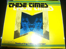 Lost Feat Hilary Porter – These Times Australian Remixes CD Single – Like New