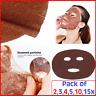 Natural ALGAE SEAWEED Silk Face Mask Jelly Sheet Ultra Hydrating Essence Lot USA