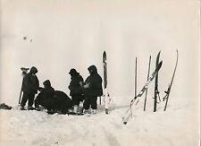 Expédition CHARCOT Pôle Sud 1908 - Halte au Fond du Cirque -  DIV 8008