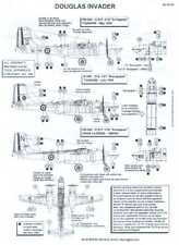 Berna Decals 1/48 DOUGLAS B-26 INVADER Post-War French Air Force