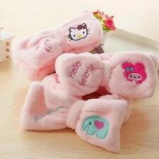CHARACTER PLUSH HEADBAND(korea high quality)