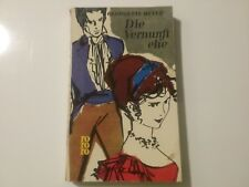 TB-Die Vernunft-Ehe-Georgette Heyer-Verlag rororo 1962