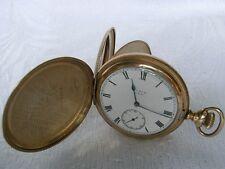 Señores reloj de bolsillo-reloj de bolsillo Elgin EE. UU. para 1913
