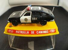 Mc GREGOR MEXIQUE LANCIA BETA 1800 police Patrulla Caminos neuf MIB 1/43 RARE