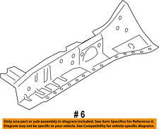 FORD OEM FENDER-Upper Reinforcement Left 8A4Z16B045B