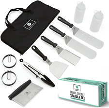 Professional Stainless Steel Griddle Accessories Cooking Kit