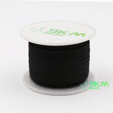 High Strength 100ft 380lb BLACK Kevlar Fiber Braid Line Fishing Kite Flying Line
