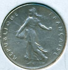 1919 FRANCE 50 CENTIMES, BRILLIANT UNCIRCULATED, GREAT PRICE!