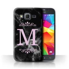 Étuis, housses et coques noires simples Samsung Galaxy Grand Prime pour téléphone mobile et assistant personnel (PDA)