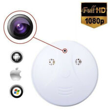 Spy Camera Cam Smoke Alarm Detector DVR DV Video Nanny Hidden Motion 32GB