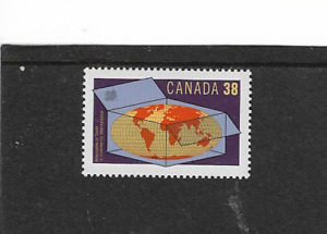 1989 Canada - Canada Export Trade Month - Single Stamp - MNH.