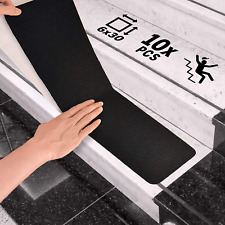 Outdoor Stair Treads Grip Strips Anti Slip Tape For Plastic Metal Concrete Wood
