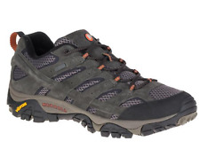 New Merrell Mens Moab 2 Low Waterproof Athletic Support Hiking Trail Shoes 12