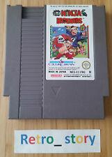 Nintendo NES Little Ninja Brothers PAL