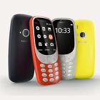 2017 NEW Nokia 3310 (TA-1030) 2MP mobile phone GSM Dual SIM Smartphone UNLOCKED