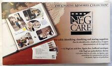Creative Memories Neg Care Envelopes and Sleeves Long Discontinued