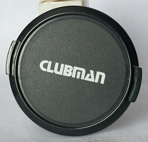 Clubman 55mm edge pinch lens cap.