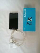 Samsung Galaxy A3 16GO noir Très bon état tout opérateur