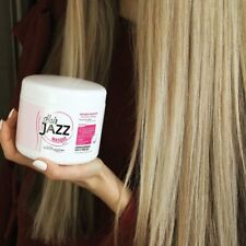 Hair Jazz Mask 500ml With Shea Butter Speeds up Hair Growth