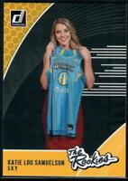 2019 Donruss WNBA The Rookies - Pick A Card