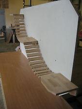 Hängebrücke ca 225 cm lang Katzenmöbel Massivholz (siehe Beschreibung unten)